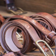Leather belts — Stock Photo #46564481