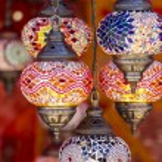 Oriental style lamps — Stock Photo #46565491