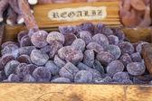 Negozio di caramelle e dolci casella — Foto Stock