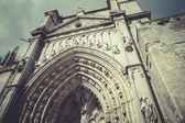 Cathedral toledo — Stock Photo