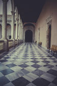 Fortification, Indoor palace — Stock Photo