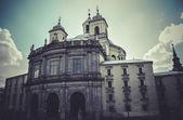 Kirche, Bild von der Stadt madrid — Stockfoto