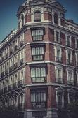 Gran via, Image of the city of Madrid — Стоковое фото