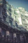Image of the city of Madrid — Stok fotoğraf