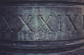 Roman numbers — Stok fotoğraf