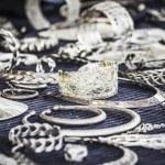 Handmade jewelry shop — Stock Photo #47663421