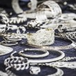 Handmade jewelry shop — Stock Photo #47663421