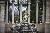 Apollo fountain Aranjuez — 图库照片