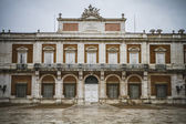 Palace of Aranjuez — 图库照片