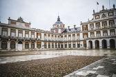 Palace of Aranjuez — Stock Photo