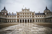 Palace of Aranjuez — Foto Stock