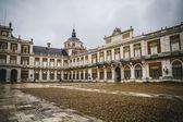 Palatset i aranjuez — Stockfoto