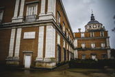 Palace of Aranjuez, Madrid, Spain — Stock Photo