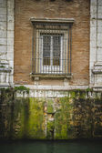 Ornamental fountains of the Palace of Aranjuez — Stock Photo