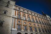Toledo alcazar fortress — Stock Photo