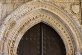 Cathedral of Toledo — Foto Stock