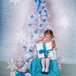 Stock Photo: Christmas for children