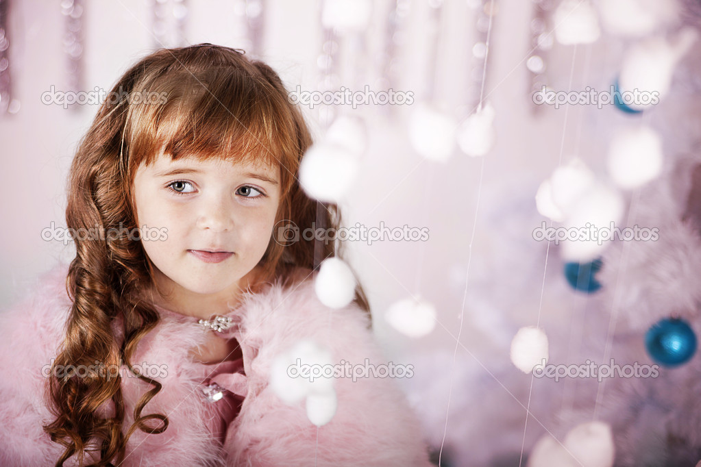 Christmas for children — Stock Photo #14776863