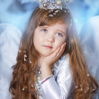 Christmas angel — Stock Photo #17408687