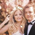 Wedding photos — Stock Photo
