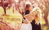 свадебные фотографии — Стоковое фото