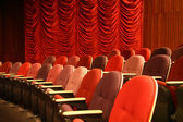 Theater seatings — Stockfoto