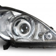 Xenon headlamp isolated — Stock Photo #14349341