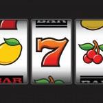 Slot machine symbols — Stock Vector