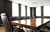 Modern business meeting room — Stockfoto