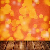 Christmas Background. Golden Holiday Abstract Glitter Defocused Background With Blinking Stars. Blurred Bokeh — Stock Photo