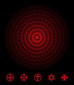 święty symbol — Wektor stockowy