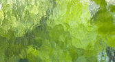Green blurry background — 图库照片