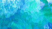 Blurry turquoise background — Stock Photo