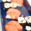 Sushi - Japanese Traditional Cuisine — Stock Photo #13550523