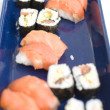 Sushi - Japanese Traditional Cuisine — Stock Photo #13550545