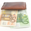 Thick Wallet — Stockfoto
