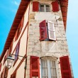 ������, ������: Typical Basque house in Bayonne France