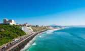 Biarritz, France — Stock Photo