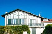 Baskijski rezydencji, biarritz, francja — Zdjęcie stockowe