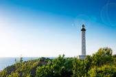 Lighthouse in Biarritz, France — Stock Photo