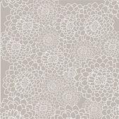 抽象的な背景が花とカード. — ストックベクタ