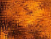 Flame distorted — Stock fotografie