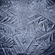 Stock Photo: Ice background microscopic
