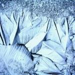 Texture of the ice — Stock Photo #22166035