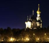 Night view of Vologda — Stock Photo