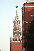 Tower of Moscow Kremlin, Russia — Foto de Stock
