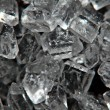 Stock Photo: Shiny salt crystals, ice crystals