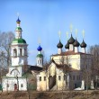 Stone chapel, orthodox church, Russia — Stock Photo #28270757