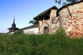 Des orthodoxen klosters in russland — Stockfoto