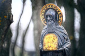Monument to Saint Gerasimos — Stockfoto